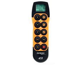 Система радіоуправління Demag DRC-10 D3
